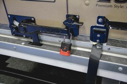 BOLT One-key Locks for Work Trucks | Construction Equipment