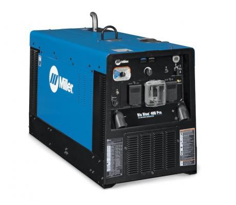 Miller Electric Big Blue 400 Pro Diesel Welder/Generator