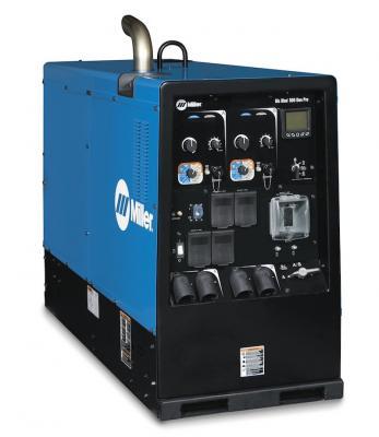Miller Electric Big Blue 800 Diesel Welder/Generators