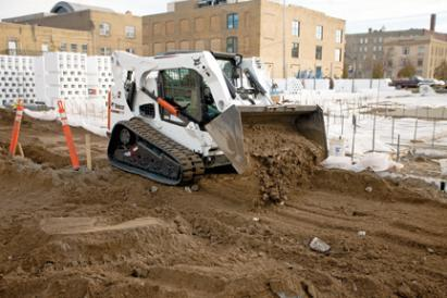 Bobcat T770 Compact Track Loader | Construction Equipment