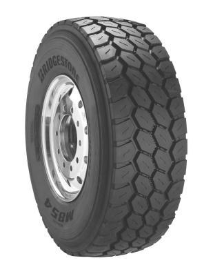 Bridgestone M854 Tire