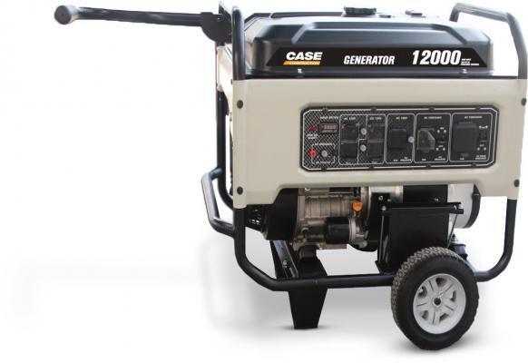 Case Construction Equipment 3-in-1 Compressor/Generator/Welder