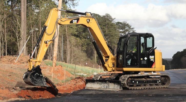 Caterpillar E2 Series Mini Excavators Construction Equipment