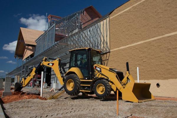 Caterpillar F2 Series Backhoe Loaders | Construction Equipment