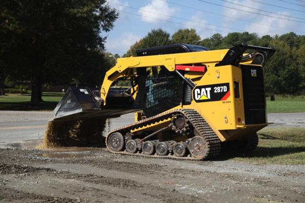 Cat D Series Compact Track Loaders Construction Equipment