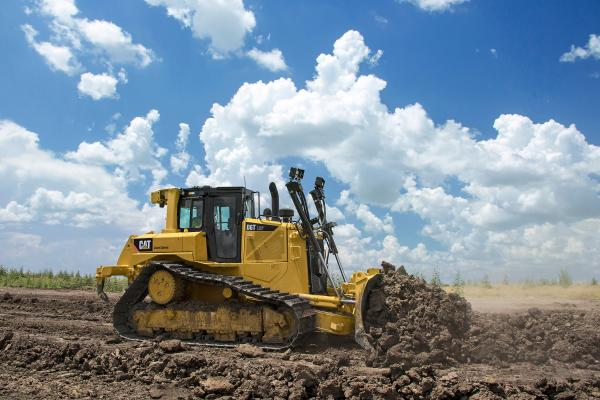 Caterpillar D6T Crawler Dozer | Construction Equipment