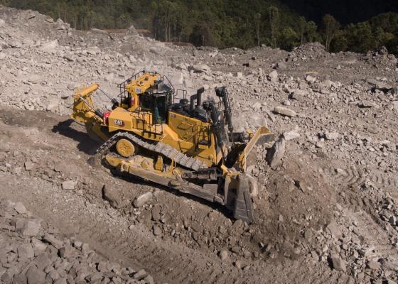 Caterpillar D11 Crawler Dozer | Construction Equipment