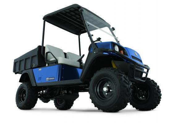 Cushman Hauler 1500X Utility Vehicle