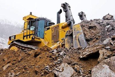 Cat D11T/D11T CD (CarryDozer)   Construction Equipment