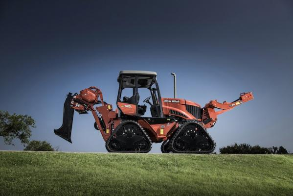 Ditch Witch Utility Tractors