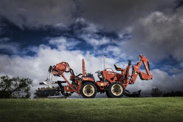 Ditch Witch RT80 Trencher