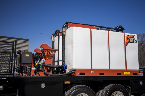 Ditch Witch fluid management systems have been updated