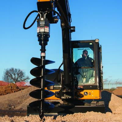 Danuser EP Heavy-duty Auger Series Available from 6 to 35 gpm