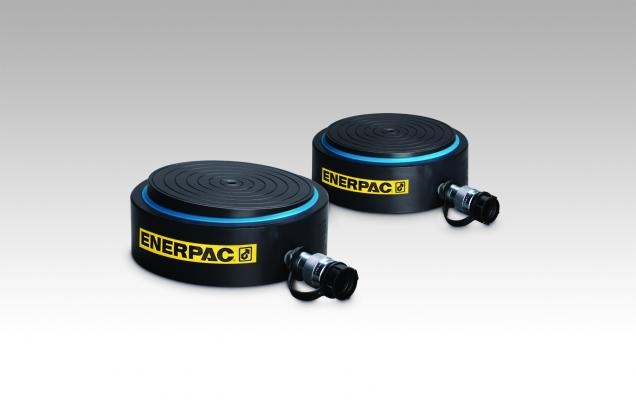Enerpac CUSP Series cylinders are designed for use in situations having harsh conditions and low clearance.