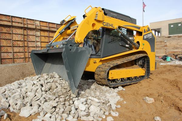Gehl RT250 Compact Track Loader   Construction Equipment