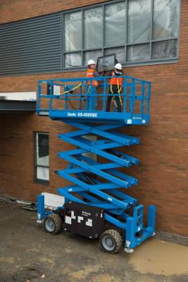 Genie BE69 Series Scissor Lifts