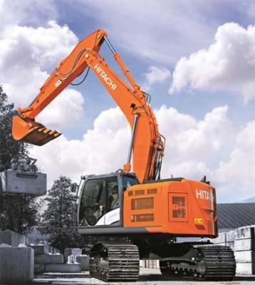 Hitachi ZX345USLC-6 Hydraulic Excavator | Construction Equipment