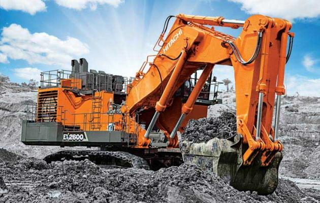 Hitachi EX-7 Series Excavators | Construction Equipment