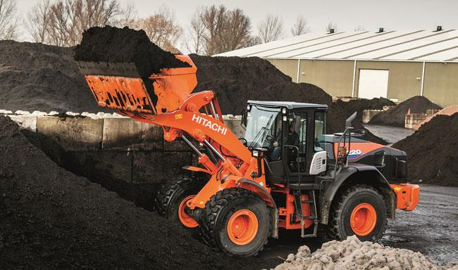 Hitachi ZW220-6 Wheel Loader | Construction Equipment