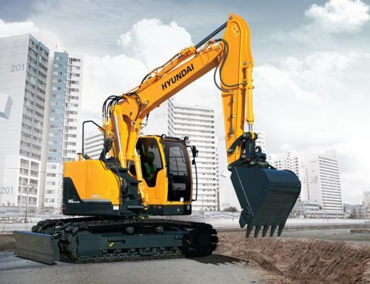 Hyundai R145LCR-9A, R235LCR-9A Excavators   Construction Equipment
