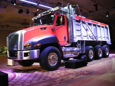 Cat CT660 Heavy Truck | Construction Equipment