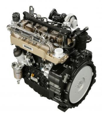 Kohler KDI 3404 Tier 4-Final Diesel Engine