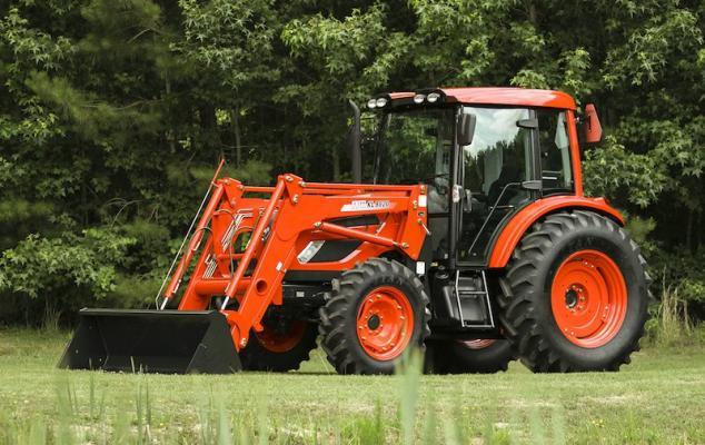 Kioti PX9020 Utility Tractor