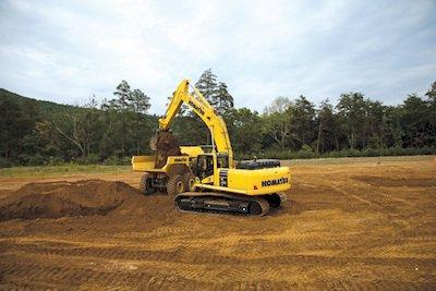 Komatsu PC390LC-10 Excavator | Construction Equipment