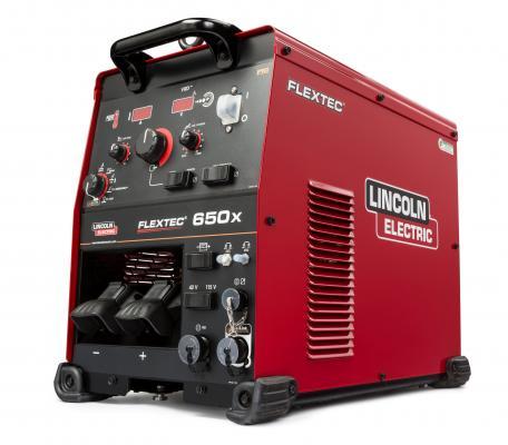 Lincoln Electric Flextec 650X Welder
