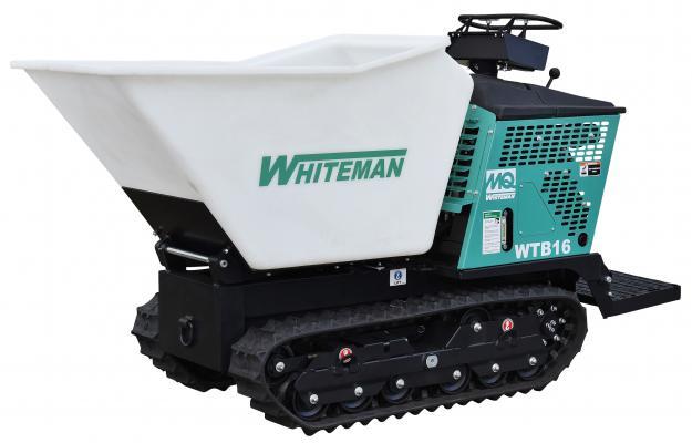 MQ Whiteman WTB-16 Track-drive Power Buggy | Construction