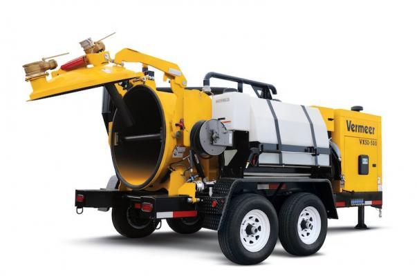 McLaughlin Second Generation Vacuum Excavators