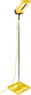 The 9600 LED Modular Light is designed to offer linear lighting for higher visibility on long job sites.