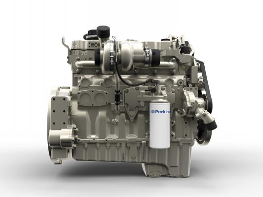 Perkins 1706J is a six-cylinder, 9.3-liter diesel engine