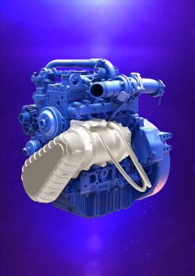Perkins is offering hybrid and electric technologies across its Tier 4-F power range from 8 to 630 horsepower.