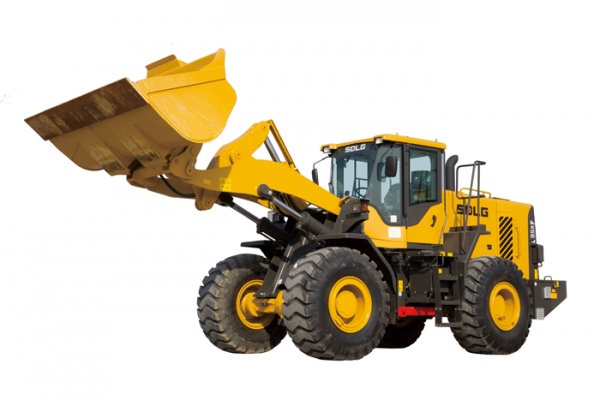 SDLG 256-horsepower L959F wheel loader now has a Tier 4-F diesel engine