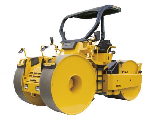 Sakai R2H-R Static Roller