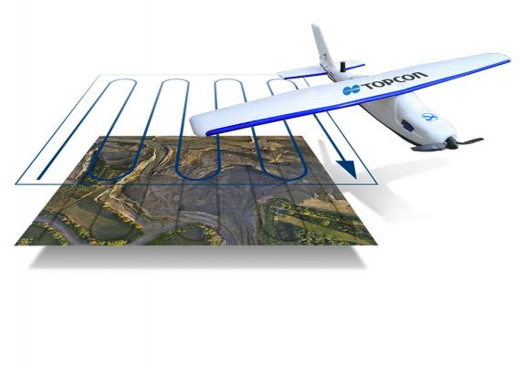 Topcon Sirius Pro and Sirius Basic Unmanned Aerial Systems