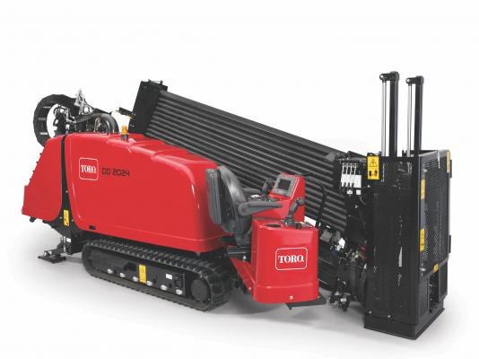 Toro has introduced the TDOS-1 with SmartTouch directional drill operating system