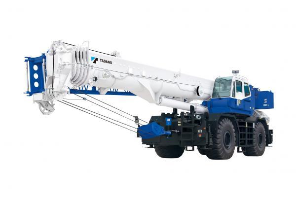 Tadano GR1200XL-2 Rough-Terrain Crane