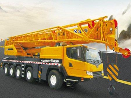 XCMG XCT90U Truck Crane