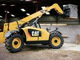 Caterpillar TH220B, TH330B Telehandler