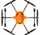 The H520 commercial hexacopter will now optionally be available with an RTK (Real Time Kinematic) system from Fixposition.