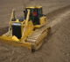 Komatsu Intelligent Machine Control uses embedded sensors.