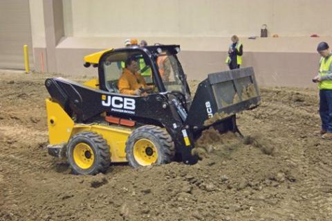 Top Operators Can't Defeat JCB's PowerBoom | Construction