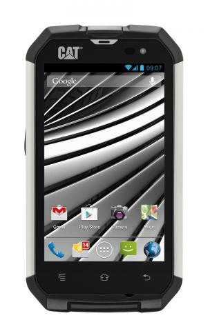 Cat B15 Smart Phone Proves Durable