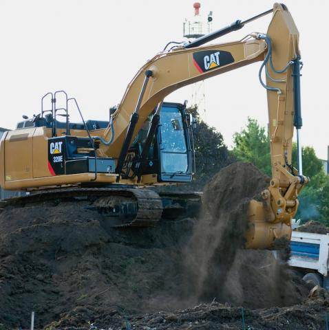 Work Modes, Fuel Savings Make Excavators Pay Off | Construction