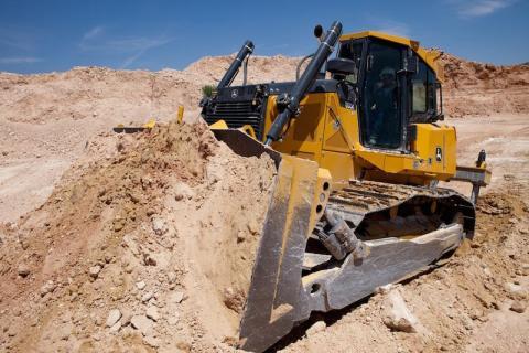 Mid-Range Crawler Dozers Push Into Diverse Markets   Construction