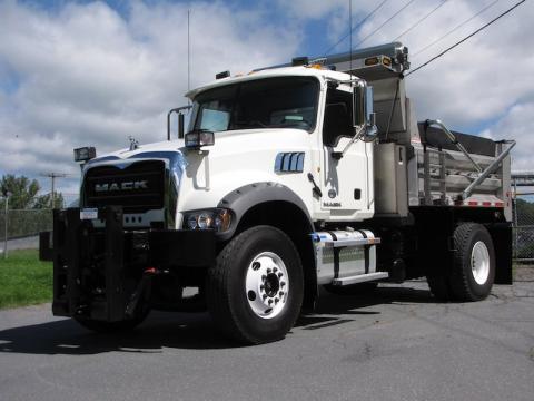 Lighter Granite MHD Aimed at 'Munis' | Construction Equipment