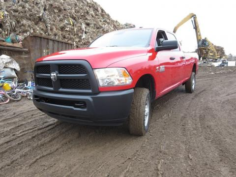 Ram's Manual Gearbox Gives Driver Control