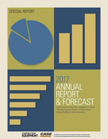 2017 Annual Report & Forecast